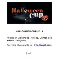 HALLOWEEN CUP 10/2019 - BUDAPEST
